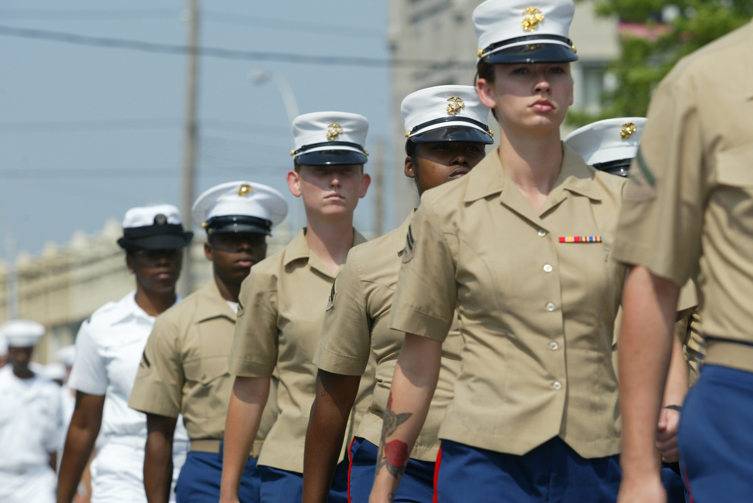 an analysis of gender in the military by gina carreno Women and gender studies program to establish a memorial award  gina iacona rebecca orzechowicz  synopsis of russian military history given by speaker from u.